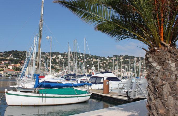 Jachthafen Côte d'Azur