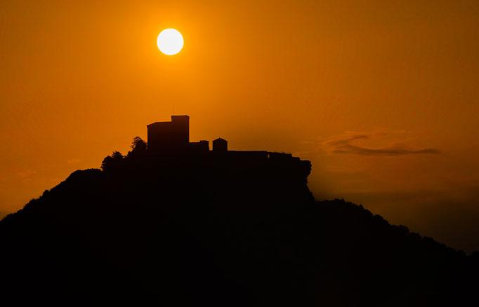 Trifels_Sonnenaufgang
