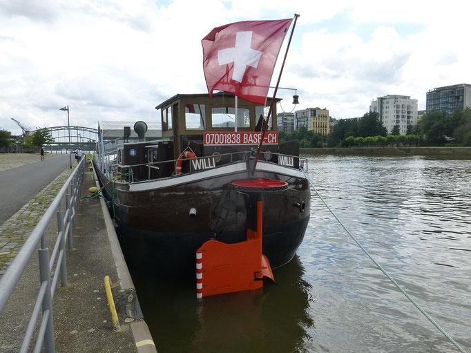 Weseler Werft in Frankfurt (Main) 01.07.2016 11:34 © p-m