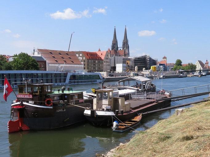 Regensburg (Donau-Südarm) 24.06.2017 13:26 © Uwe M