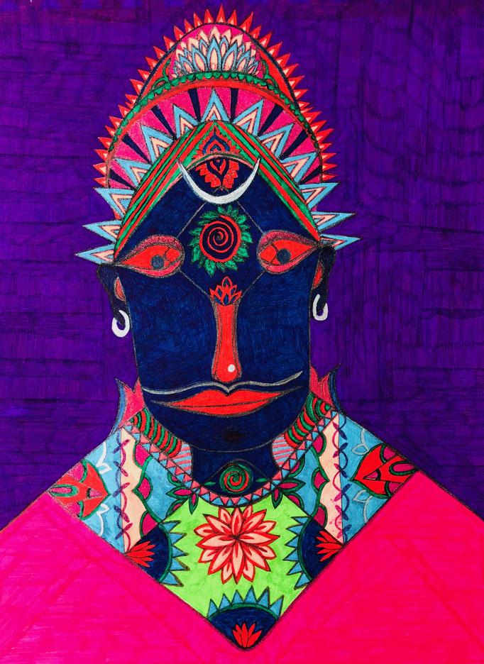 Tushkaraja Bhairava