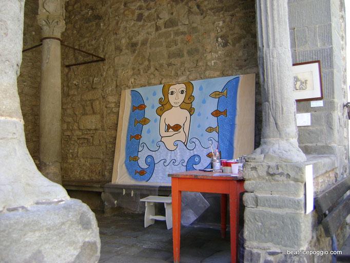 Cutigliano, Tuscany, 2011