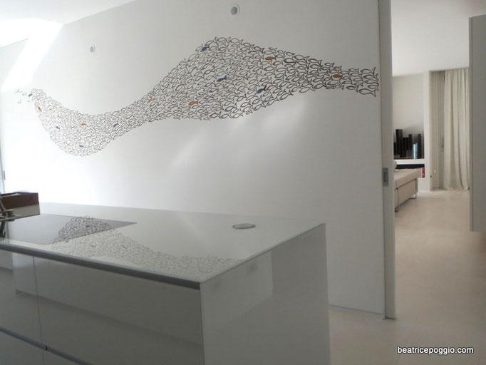 Private house, Forte dei Marmi, 2013
