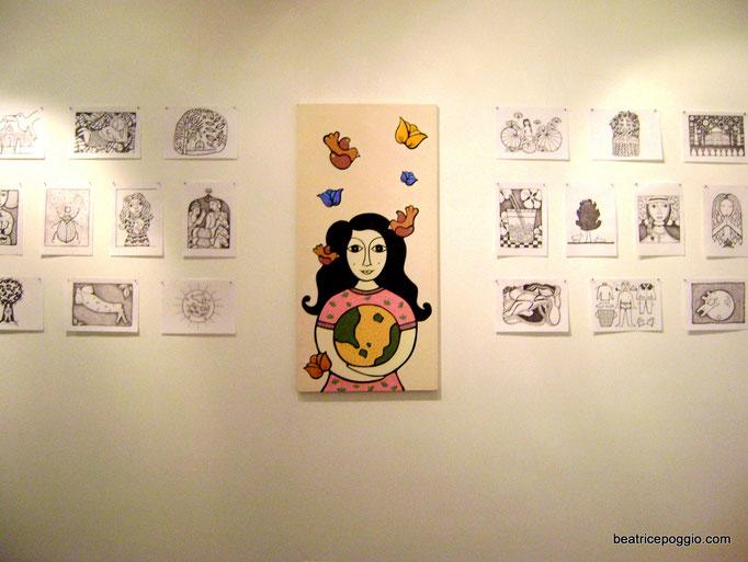 CueB Gallery, London, 2013