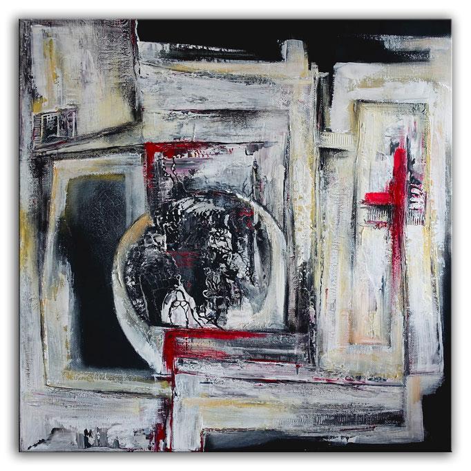 Abstrakte verkaufte Wandbilder  490