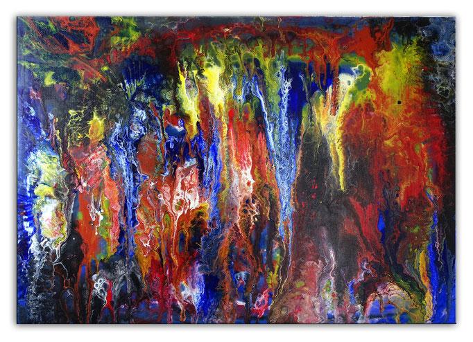 Abstrakte verkaufte Wandbilder  448