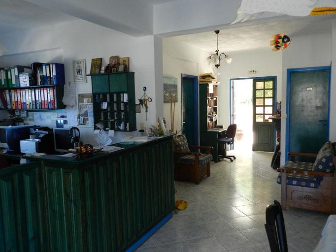 Reception Glaros