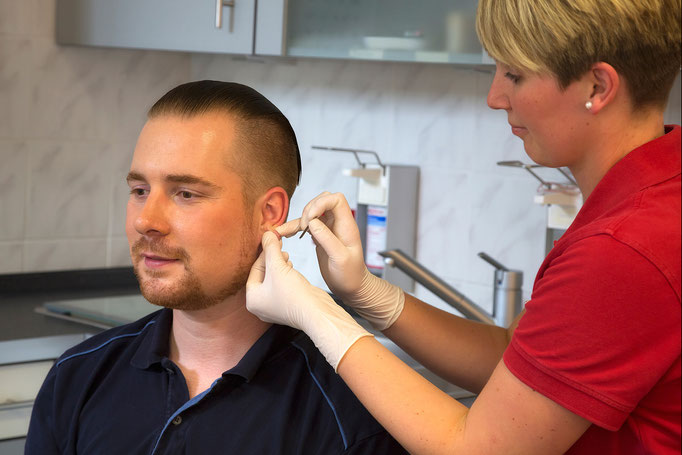 spezielle Behandlung von Typ-1- und Typ-2-Diabetikern einschließlich Schulungen und DMP
