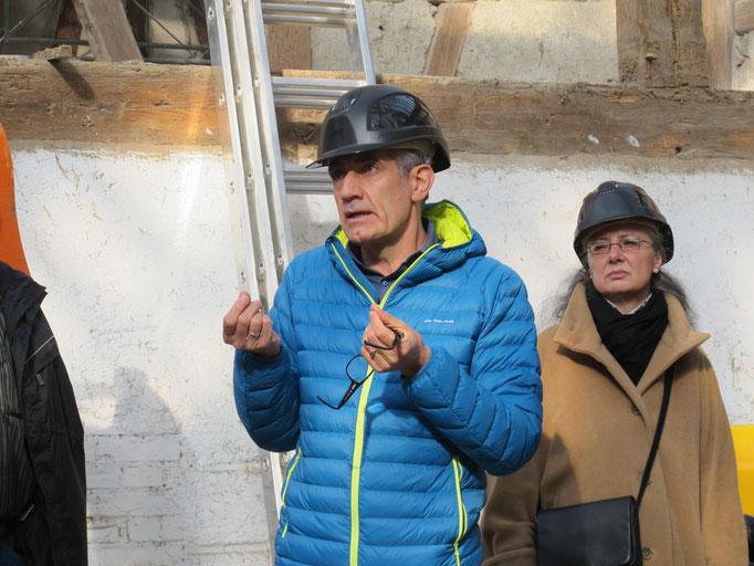 Ensemble-Führung mit Max Dell'Ava, dipl. Arch. ETH/SIA