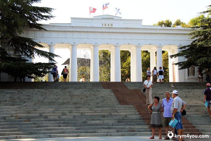 Панорамы Севастополя