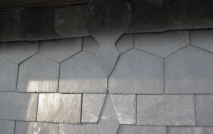 Bords de toit décoratifs