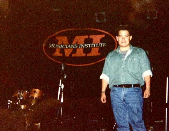 Mi paso por el Musicians Institute, de Hollywood California.