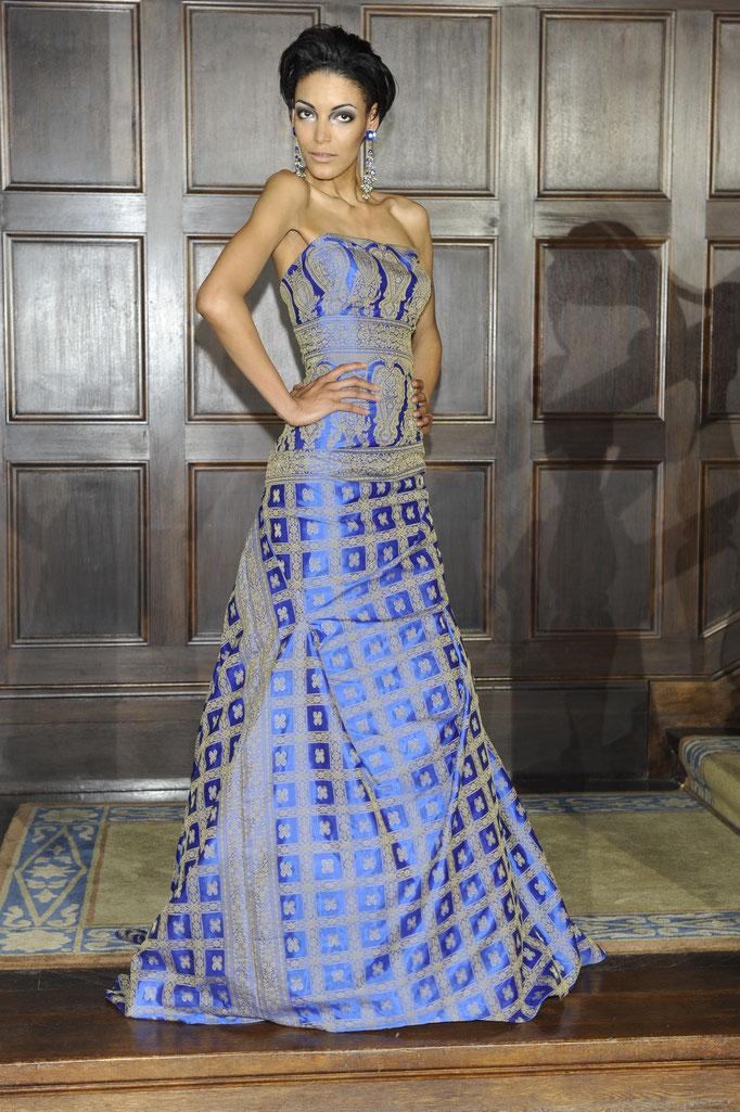 Haute Couture - Nanna Kuckuck, exklusive Abendkleider, Luxuskleider ...