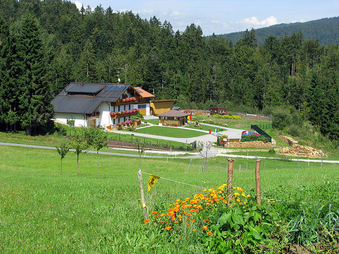 Holiday in the Bavarian Forest: Haus Spannbauer **** in Altreichenau