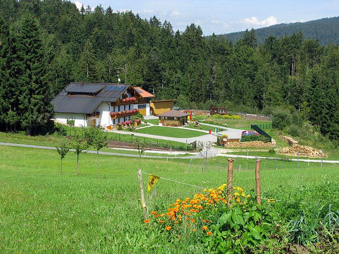 Holiday in the Bavarian Forest: Haus Spannbauer **** in Altreichenau