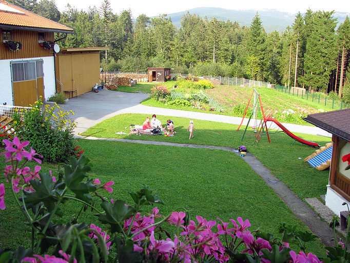 Holiday in the Bavarian Forest: Haus Spannbauer