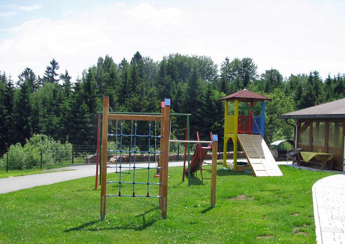 Unser Spielplatz für die Ferienkinder