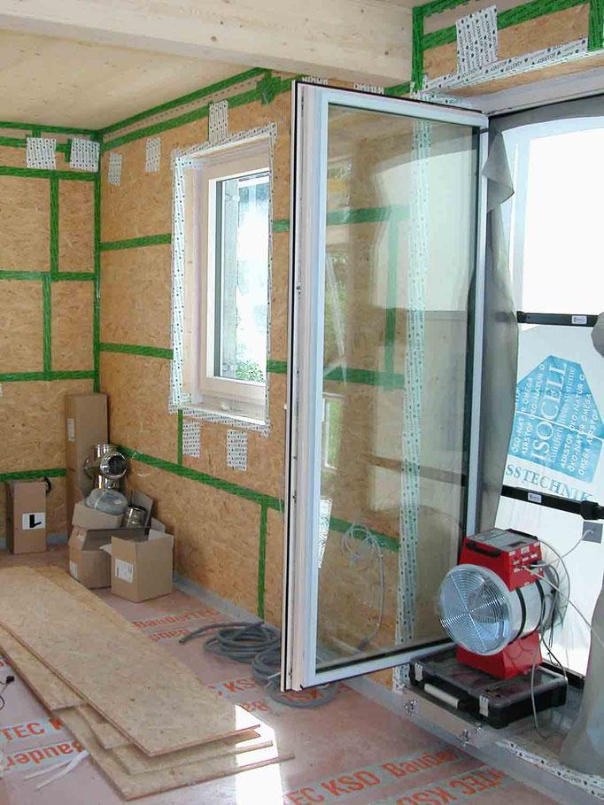 passivhaus heinz geza ambrozy i architect. Black Bedroom Furniture Sets. Home Design Ideas