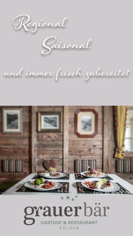 Gasthof Grauer Bär Sölden
