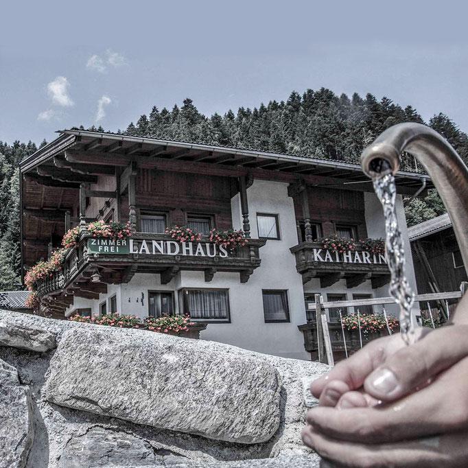 Landhaus Katharina, Fügen, Zillertal