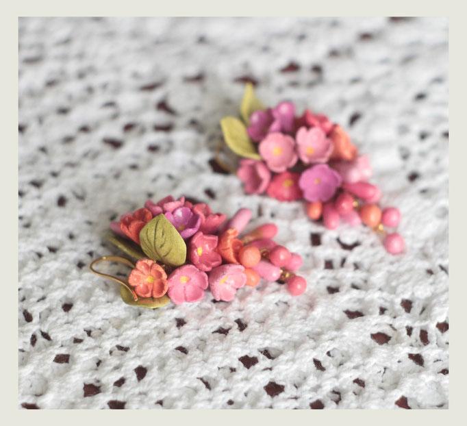 цветочная гроздь 1500