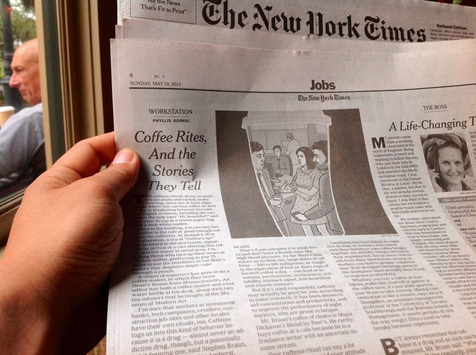 The New York Times, May 2013