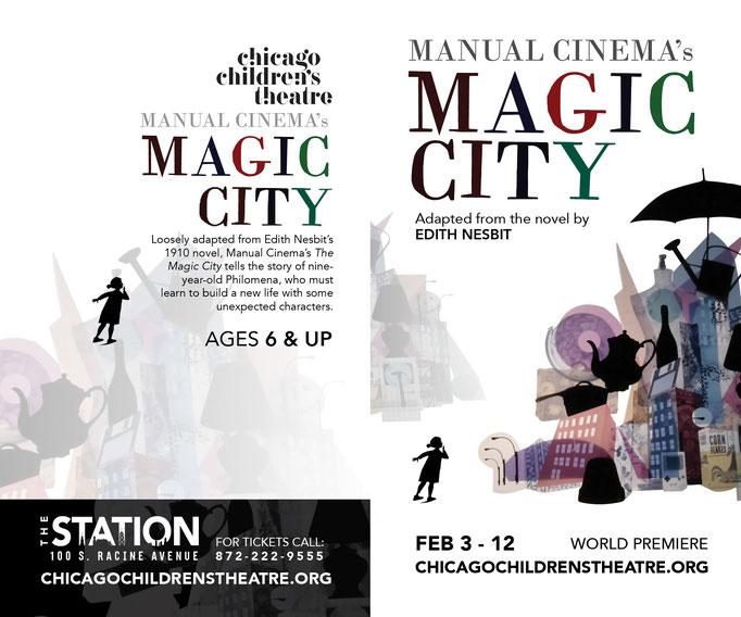 Magic City - Printed Ad - (Chicago Children's Theatre)
