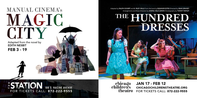Printed Ad - (Chicago Children's Theatre)