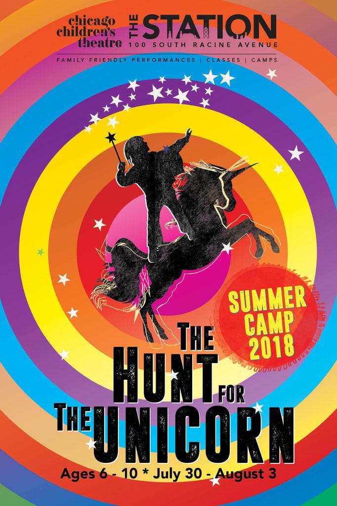 Education Poster - Print  (Chicago Children's Theatre)