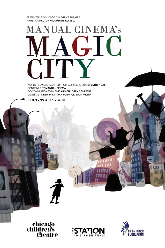 Magic City - Printed Ad (Chicago Children's Theatre)