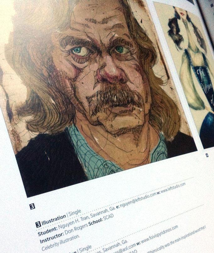 Applied Arts Magazine, Nov 2013