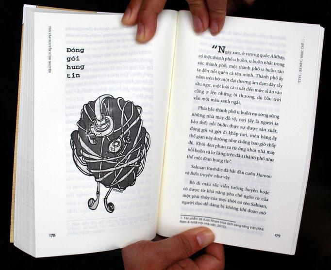 Book illustration, Nov 2012