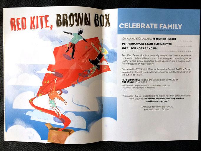 19-20 Program Book - Print Brochure (Chicago Children's Theatre)