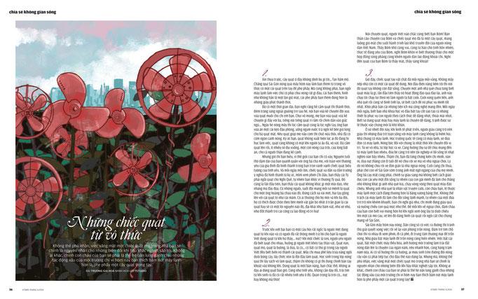 Kientruc & Doisong Magazine, April 2014