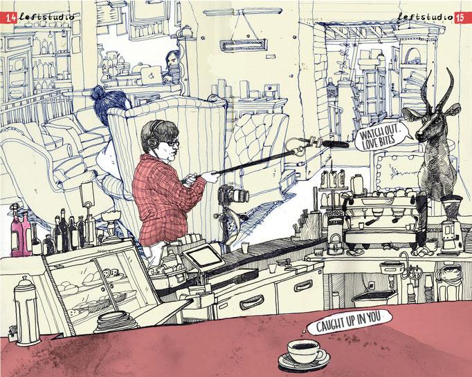 Leftstudio Journal - March 2014