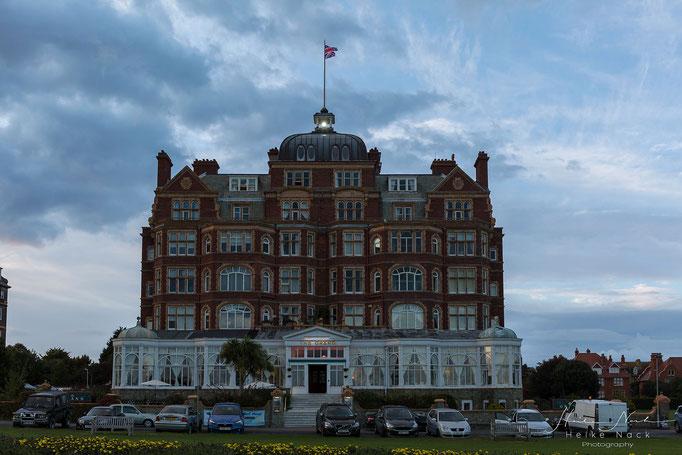 Ein Hotel in Folkstone