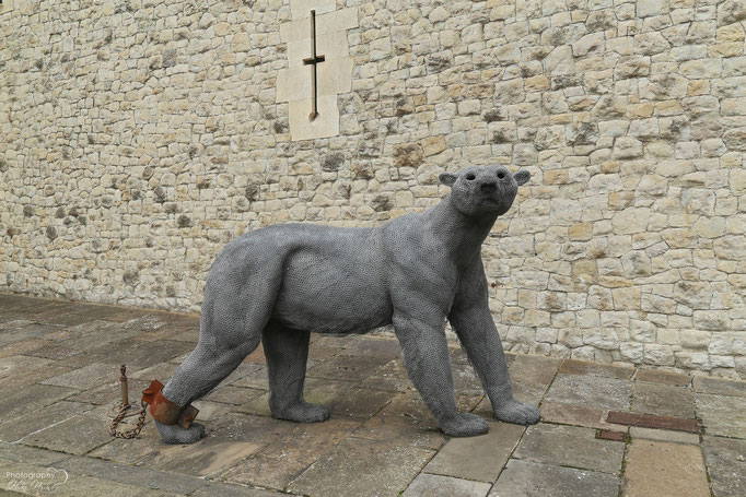 Menagerie im Tower of London