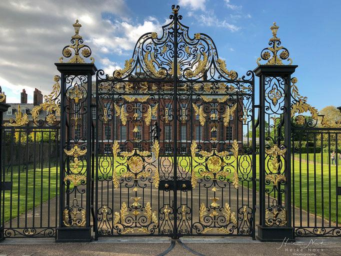 Das goldene Tor am kensington Palast