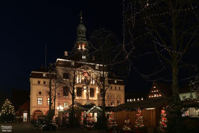 Weihnachtsmarkt Lüneburg 2014