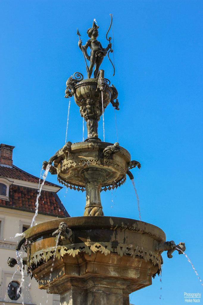 Luna-Brunnen Lüneburg