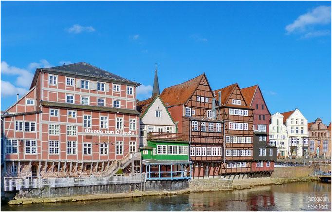 Am Stintmarkt Lüneburg