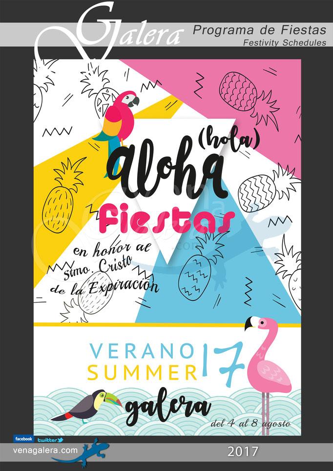Programa Fiestas de Galera 2017