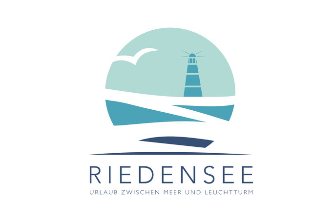 Logo und Corporate Design Riedensee Rostock