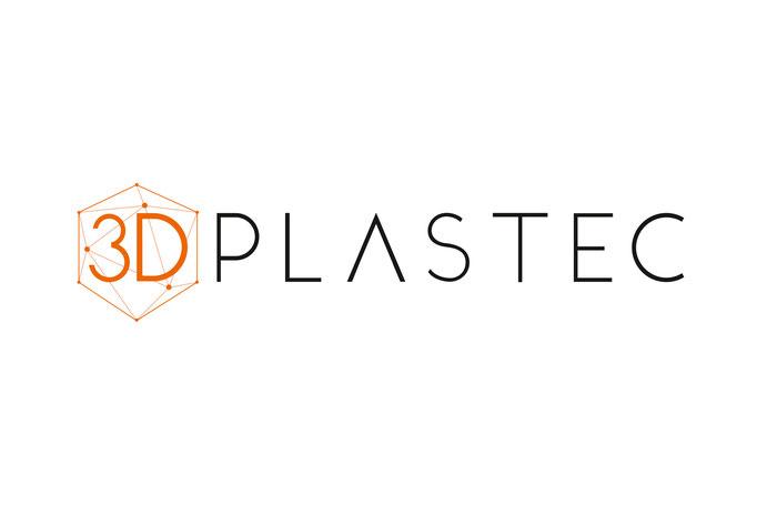 Logo und Corporate Design 3D PLASTEC Delmenhorst