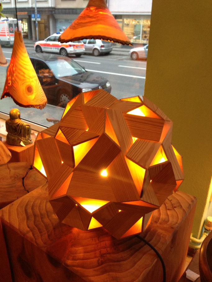 Lampe Kiefer (verkauft)