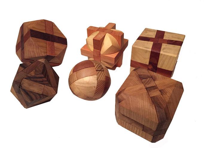diverse 3D Puzzle
