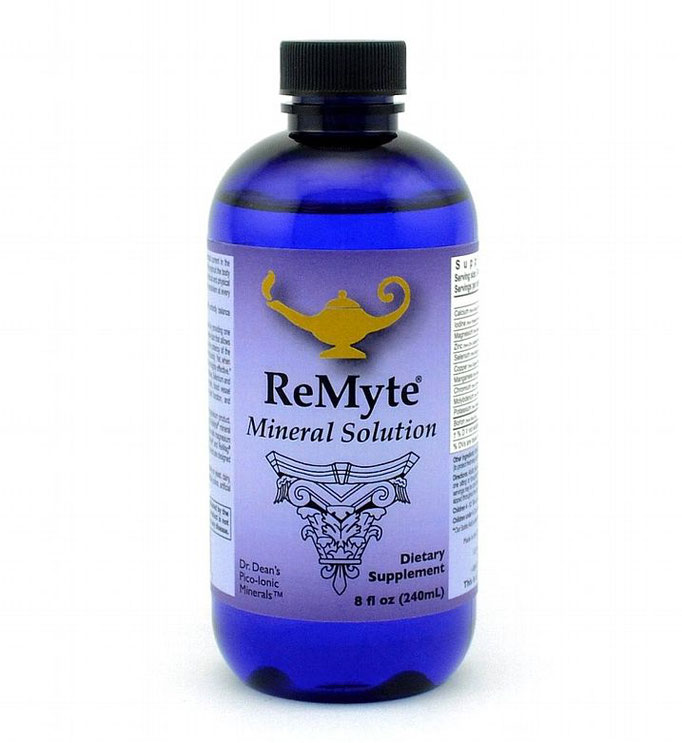 "ReMyte "" the mineral soluten """