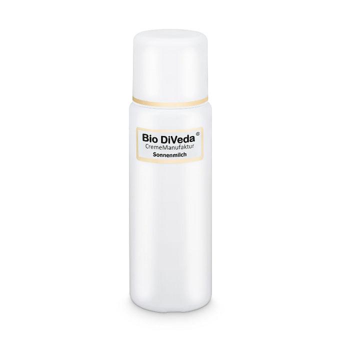 Bio DiVeda® Sonnenmilch   Natürlicher Sonnenschutz ohne Chemie