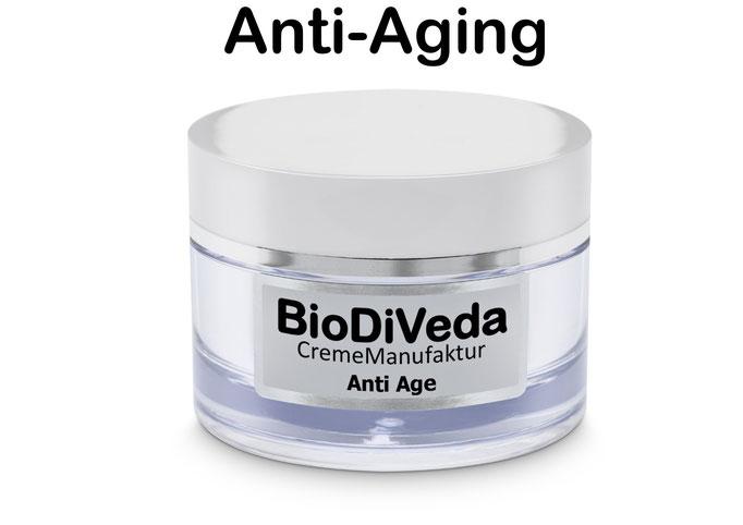 Bio DiVeda® Anti Age  Der Bestseller für Ihr Gesicht