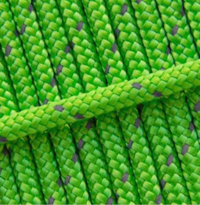 limegrün reflektierend